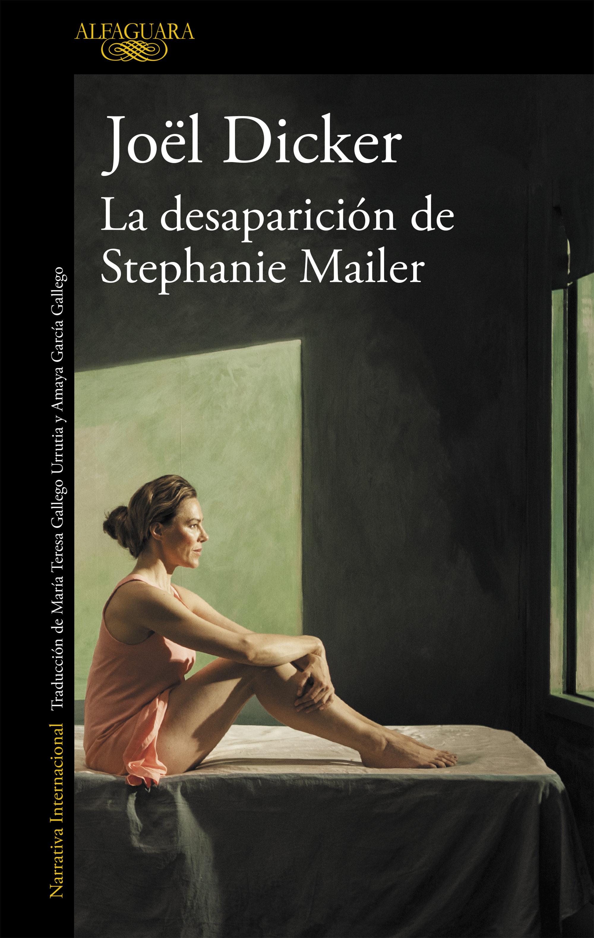 Libros recomendados: La desaparición de Stephanie Mailer (Joël Dicker)