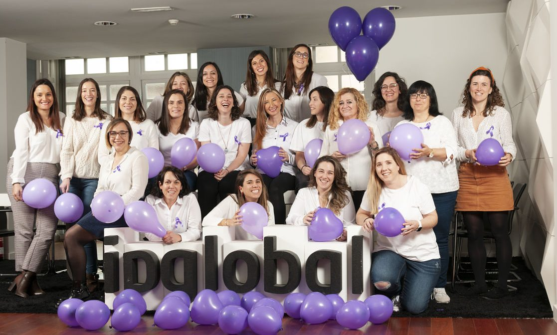 En Ipglobal crecemos en Femenino