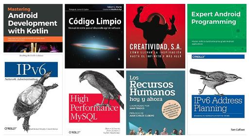 Día Internacional del libro 2020: los mejores libros de desarrollo y negocio